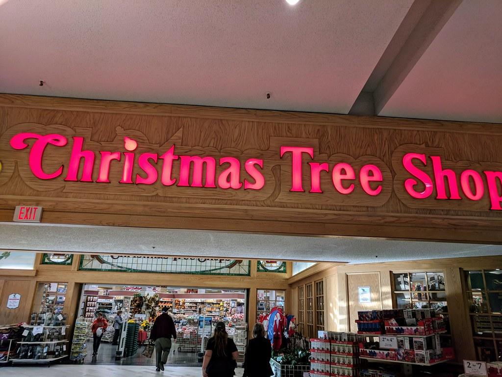 Christmas Tree Shops (Holyoke Mall, Holyoke, Massachusetts
