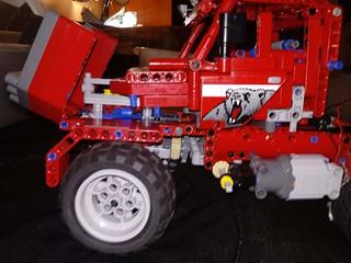 Lego Technic Sirslayer moc | by victormendozajr