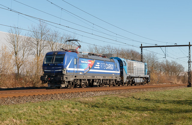 RTB 193 791 + V207 - Harselaar-West - 20190215