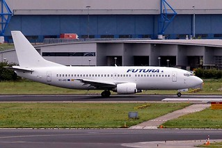 EC-JXD   Boeing 737-33A [23633] (Futura International Airways) Amsterdam-Schiphol~PH 10/08/2006