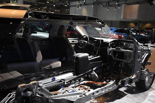 2020 Ford Explorer cutaway Photo