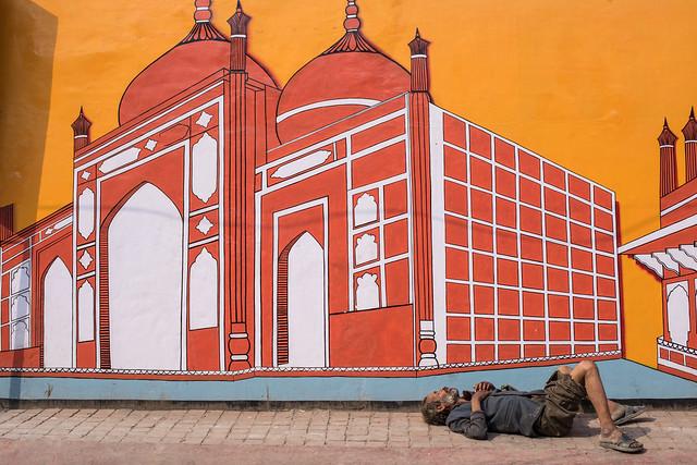 Welcome to the Taj Mahal, India