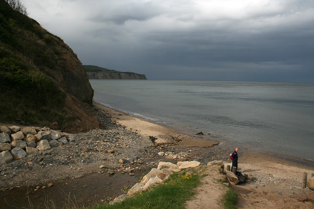 Stoupe Beck Sands, North Yorkshire