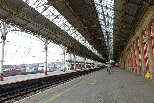 Preston Train Station | by Tony Worrall