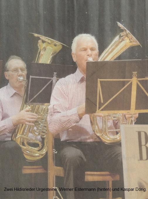 Konzert im roten Löwen in Hildisrieden (10.04.2015)