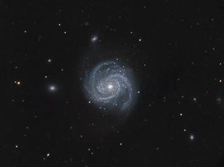 M100 LRGB 25-30 March 2019 | by geoflewis