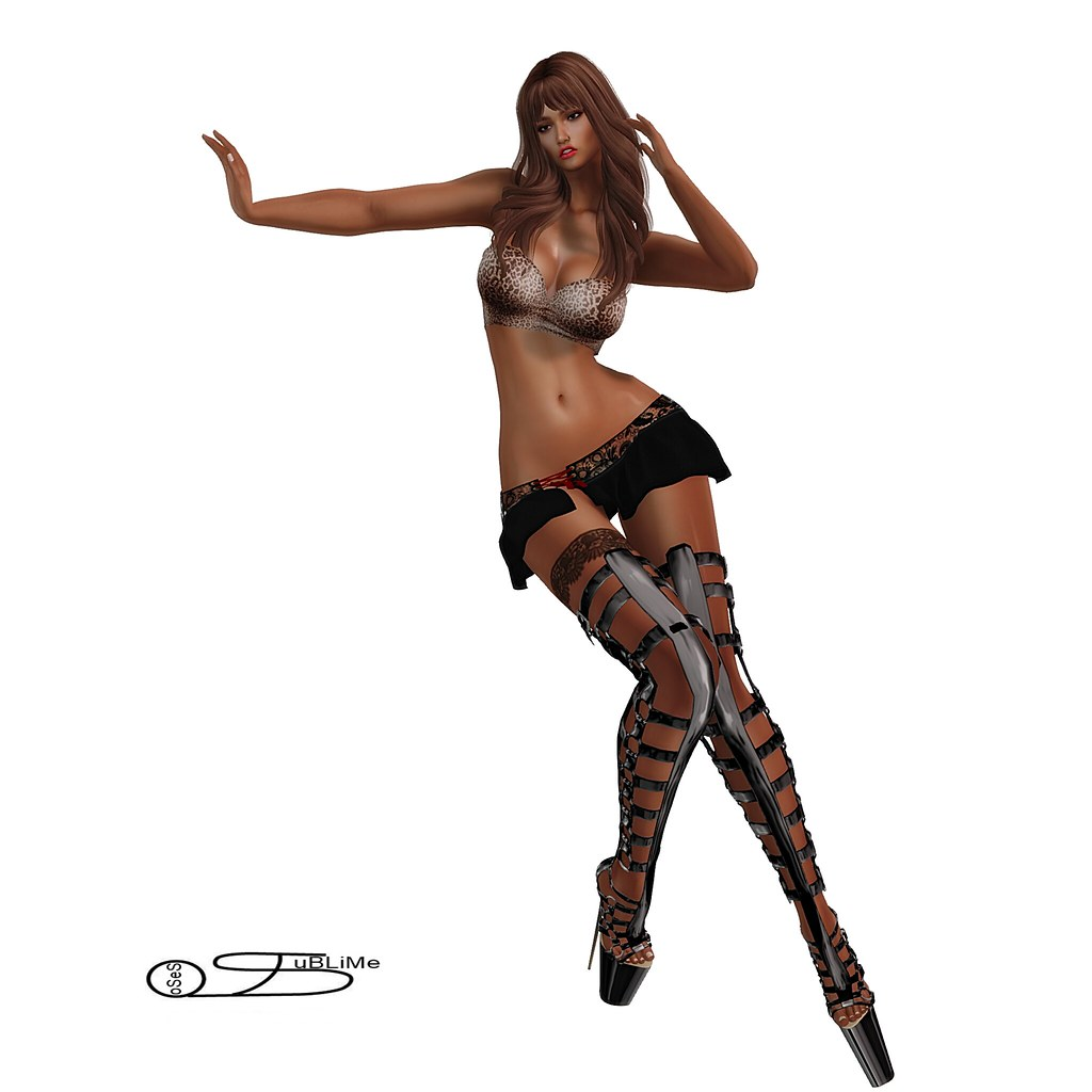 SuBLiMe PoSeS – Fashion 1