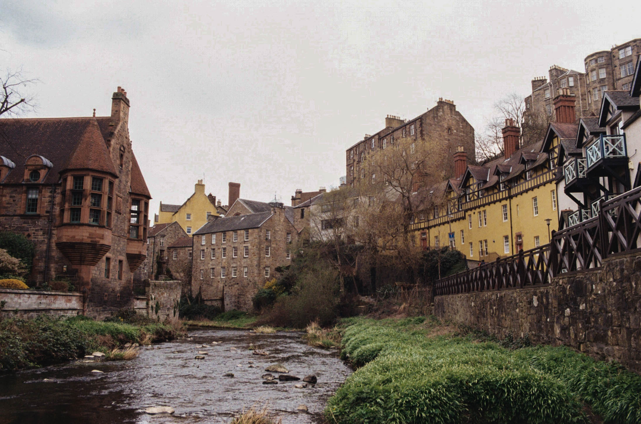 Dean Village, Edinburgh
