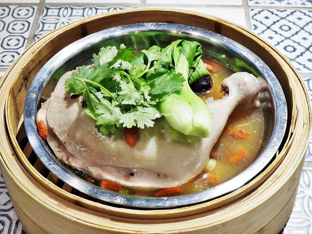Dang Gui / Angelica Root Chicken