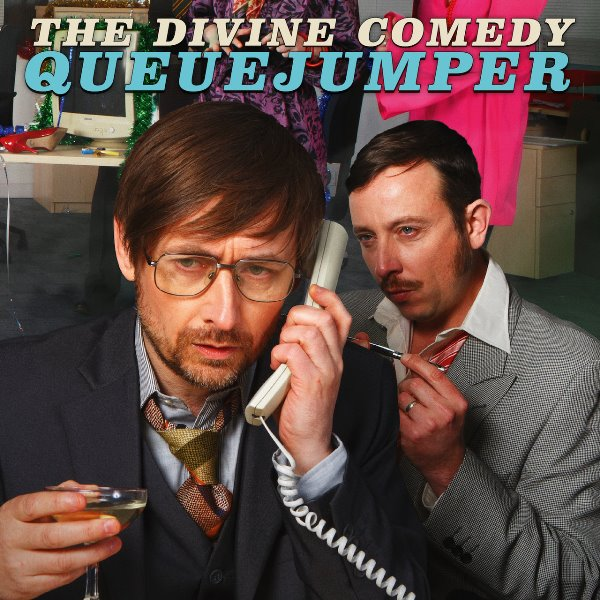 The Divine Comedy - Queuejumper