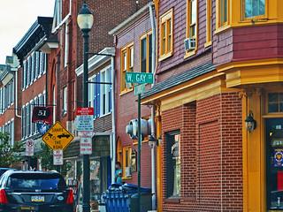 Gay & Church Streets