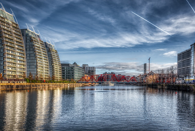 Salford Quay & Media City