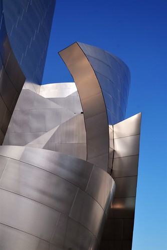 "Close Up Of Frank Gehry ""WDCH"" 