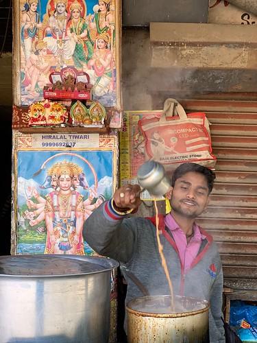 City Hangout - Hog Market, Rajendra Place   by Mayank Austen Soofi