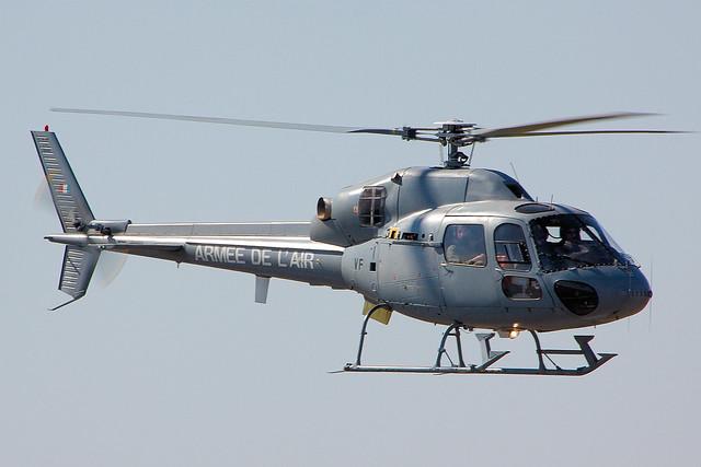 AS355 Squirrel - RIAT 2013