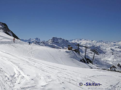 TS Glacier la gare amont | by -Skifan-