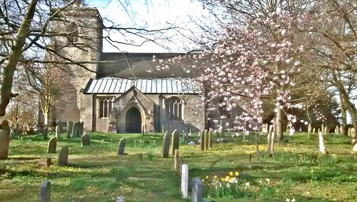 WICKENBY, St Peter and St Lawrence exterior | by The National Churches Trust