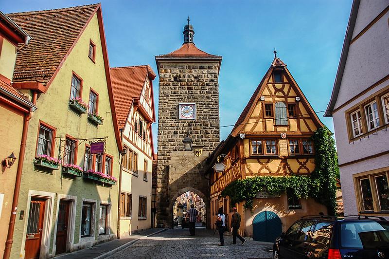 Siebers Tower