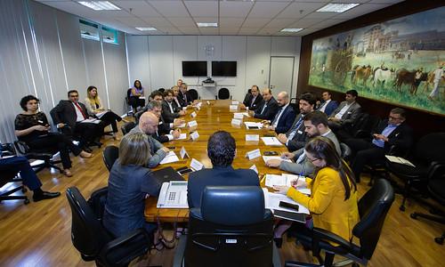 10/04/2019 - Mesa Executiva da Construção Civil