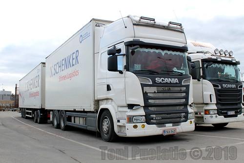 Oy Rimito Transport Ab CKA-342 | by puolatie95