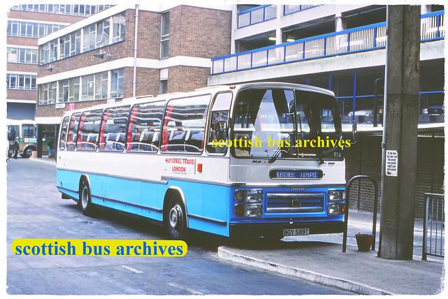 NATIONAL TRAVEL (LONDON) BGY589T