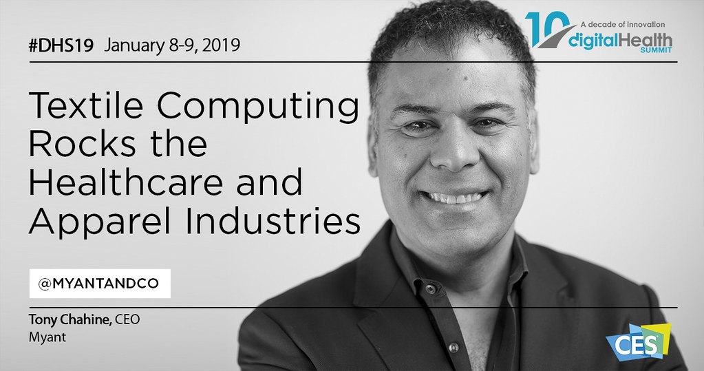 DHS-2019 Textile Computing Rocks the Healthcare and Apparel Industries