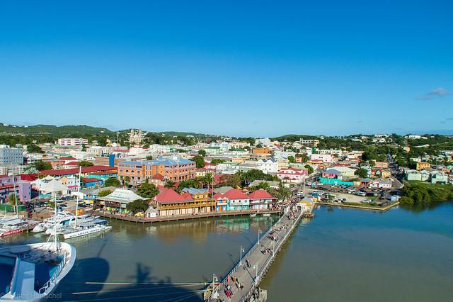 Antigua --  St.John's,