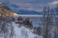 The hut by the lake - Die H�tte am See