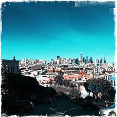 Potrero view