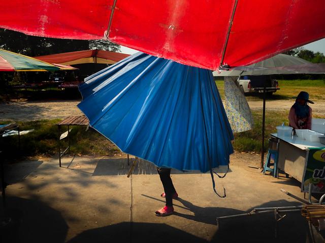 Umbrella Ghost
