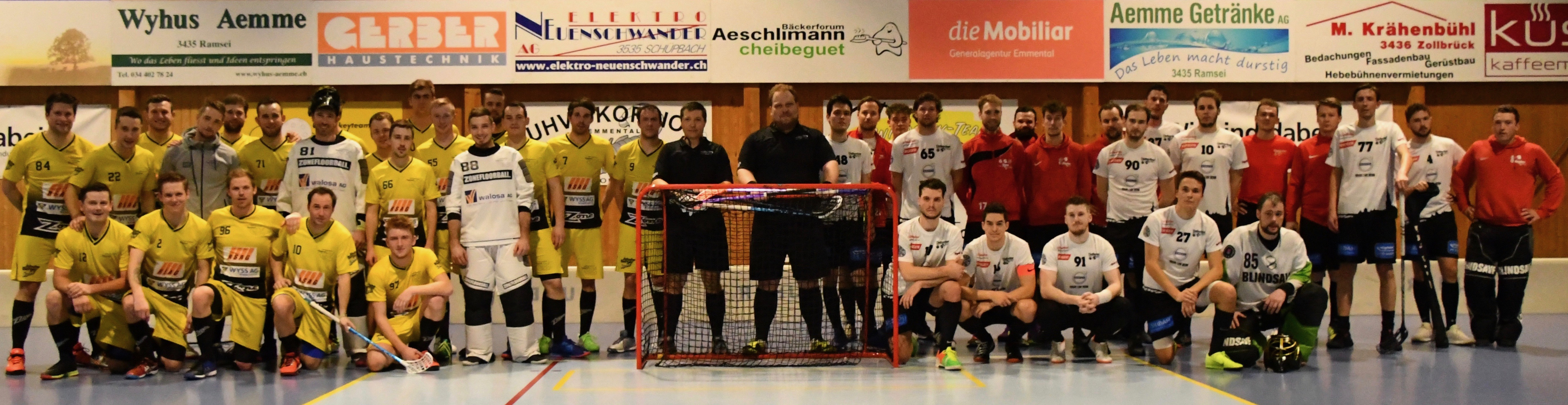 Herren l - Bern Capitals, Saison 2018/19