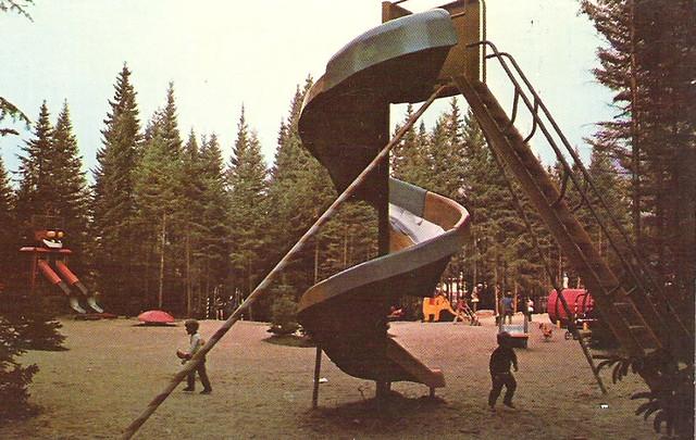 Santa´s Village, Route 2, Jefferson, New Hampshire Part of Santa's Playground