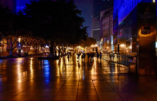 Nightlife in Chongqing