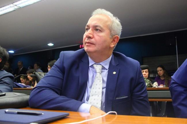 Por iniciativa de deputado do PA, uso medicinal da maconha será debatido na Câmara, deputado Eduardo Costa