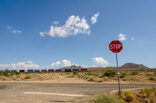 Route 66 - Arizona | by Julien | Quelques-notes.com
