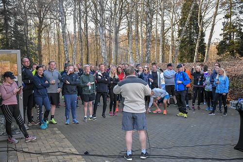 Løb med Løkke på Marienborg | by venstredk