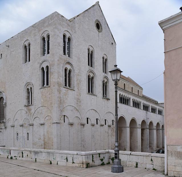 Basilica di San Nicola, Bari, Italy April 2019 040