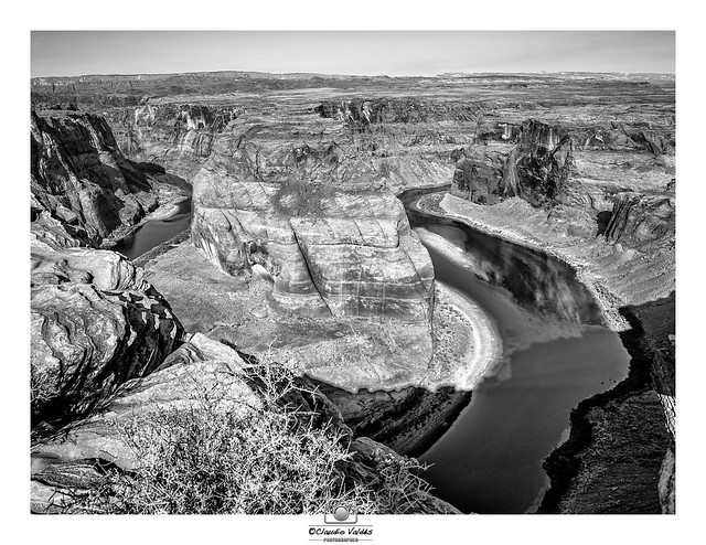 - Horseshoe Bend at Dawn -