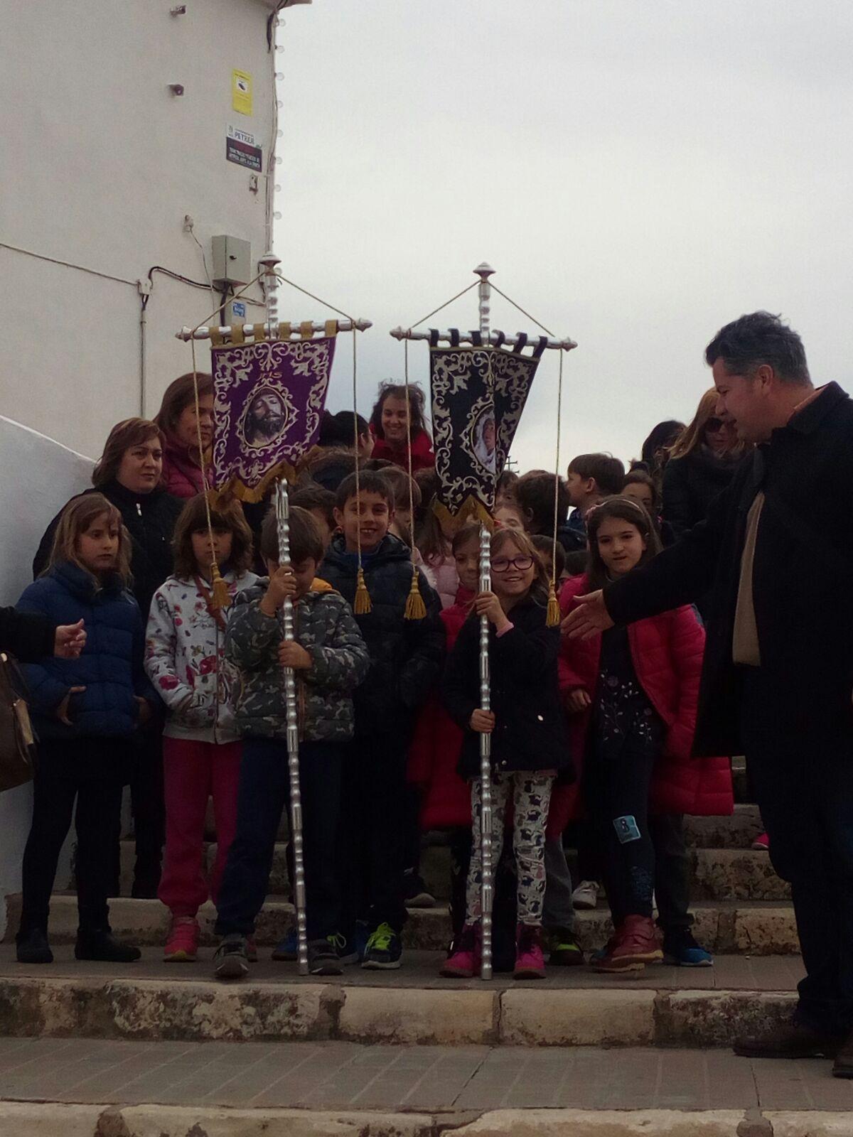 (2018-03-23) II Vía Crucis Infantil (Catequistas) (21)