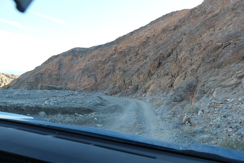 0374 Driving out through Cottonwood Canyon for a new day exploring Death Valley National Park | by _JFR_