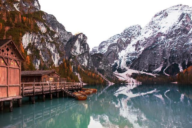 Braies Lake - Südtirol