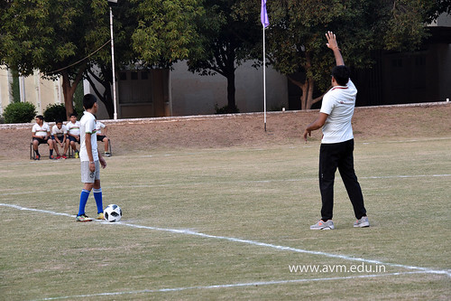 Inter House Football Competition 2018-19 7 (5) | by Atmiya Vidya Mandir