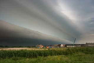 Early Morning Shelfcloud | by mesocyclone70