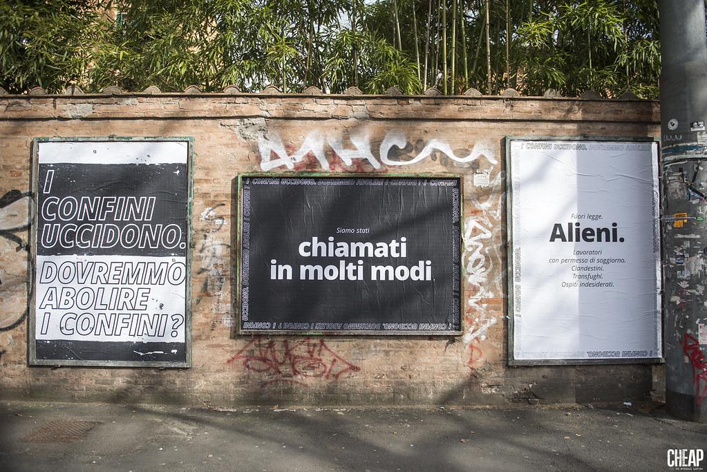 CHEAP X Tania Bruguera | Referendum | Atlas of Transitions HOME | Via Irnerio, Bologna
