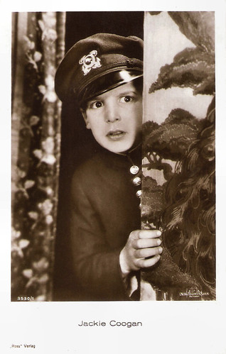 Jackie Coogan in Buttons (1927)