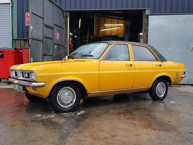 Vauxhall Viva HC 1256SL