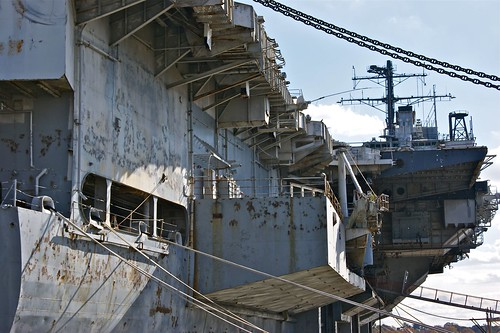 CV-59 USS FORRESTAL | by pclay923