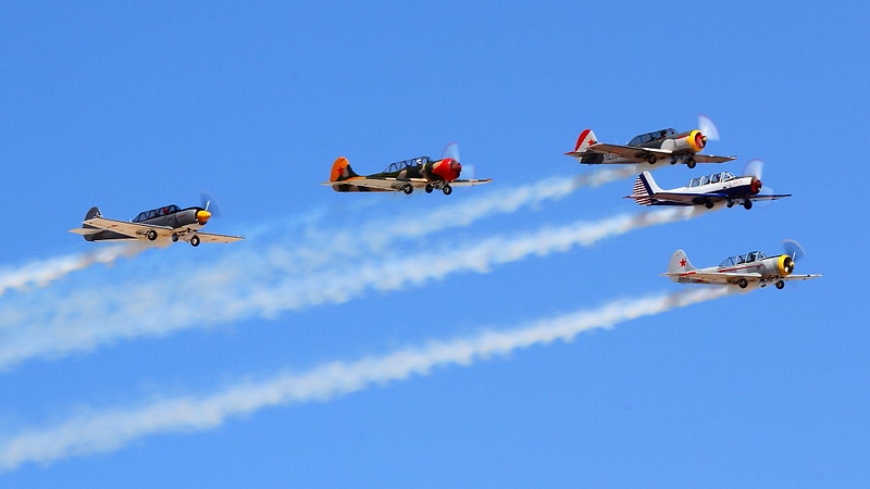 IMG_8518 Red Eagles Formation Team, NAF El Centro Air Show