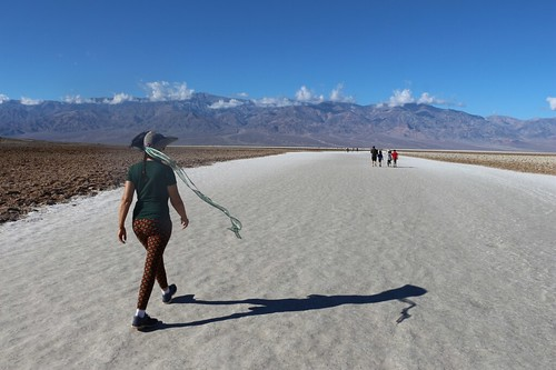 0089 Countless visitors have walked out into the middle of the salt flats in Badwater, Death Valley | by _JFR_