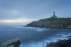 Cold lighthouse
